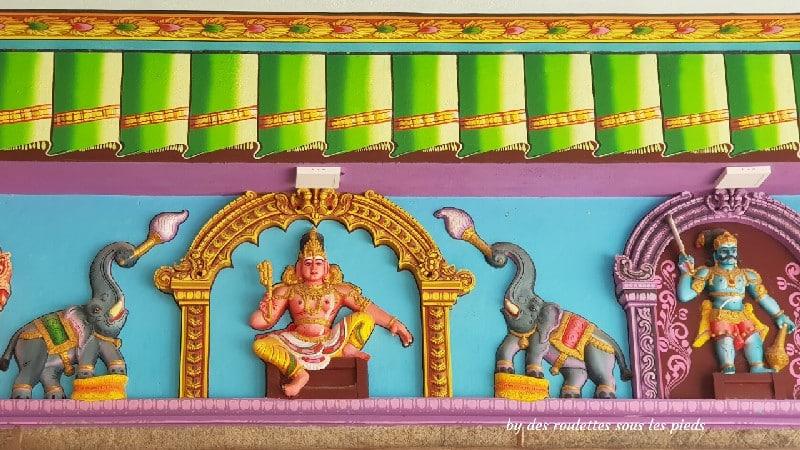 visiter chettinad fronton solai valartha aiyanar temple