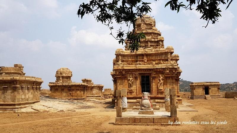 visiter le chettinad sanctuaire de Vijayal Choleesvaram