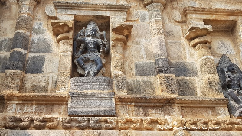visiter la région de tanjore au tamil nadu darasuram temple