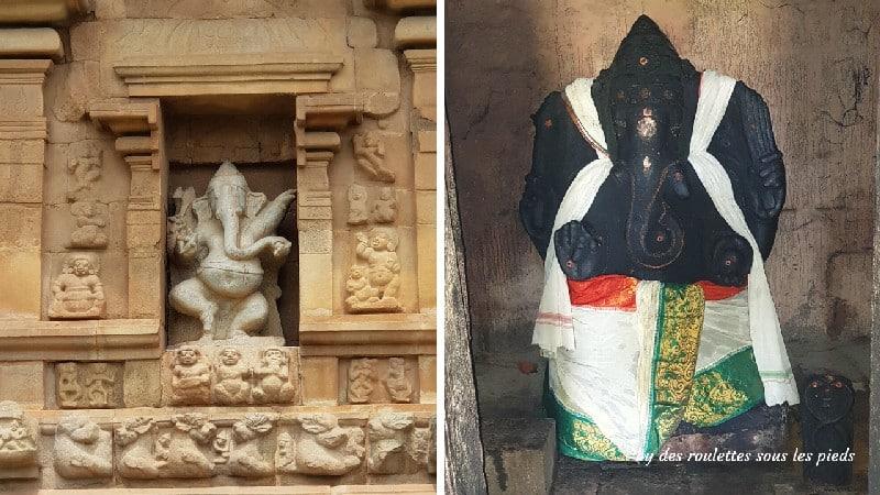 visiter la région de tanjore au tamil nadu ganesh gangaikondacholapuram temple