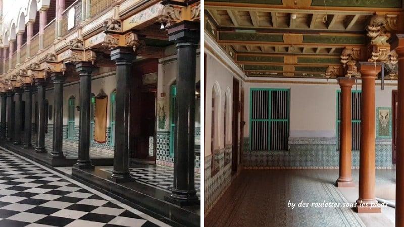 visiter le chettinad lashmi house