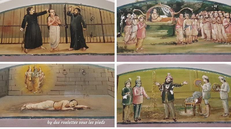 visiter le chettinad miniatures lashmi house