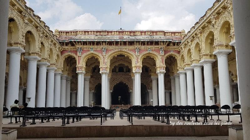 visiter madurai thirumalai nayak palace