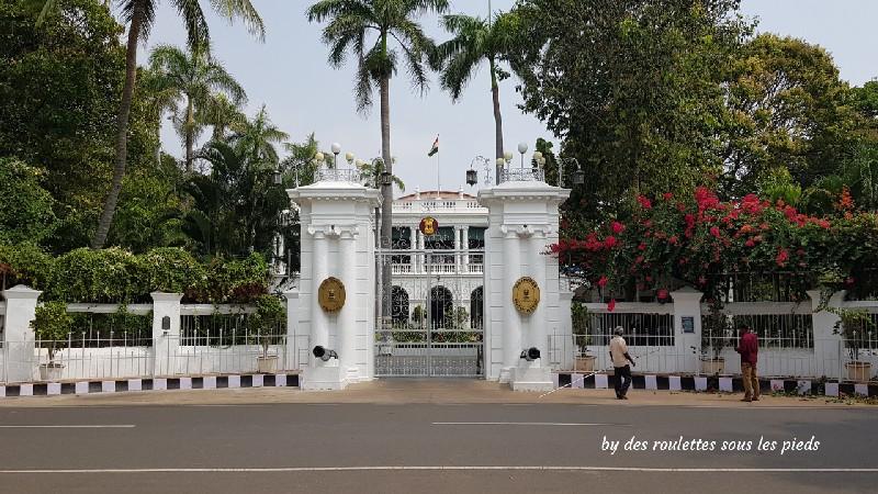 visiter-mahabalipuram-et-pondichery palais des gouverneurs