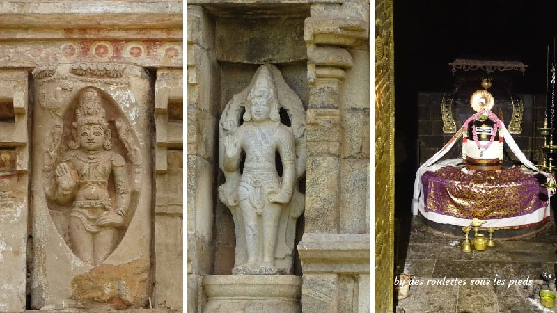 gangaikondacholapuram temple sculptures tamil nadu tanjore