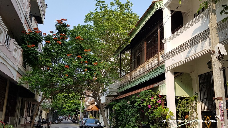 visiter-mahabalipuram-et-pondichery quartier musulman