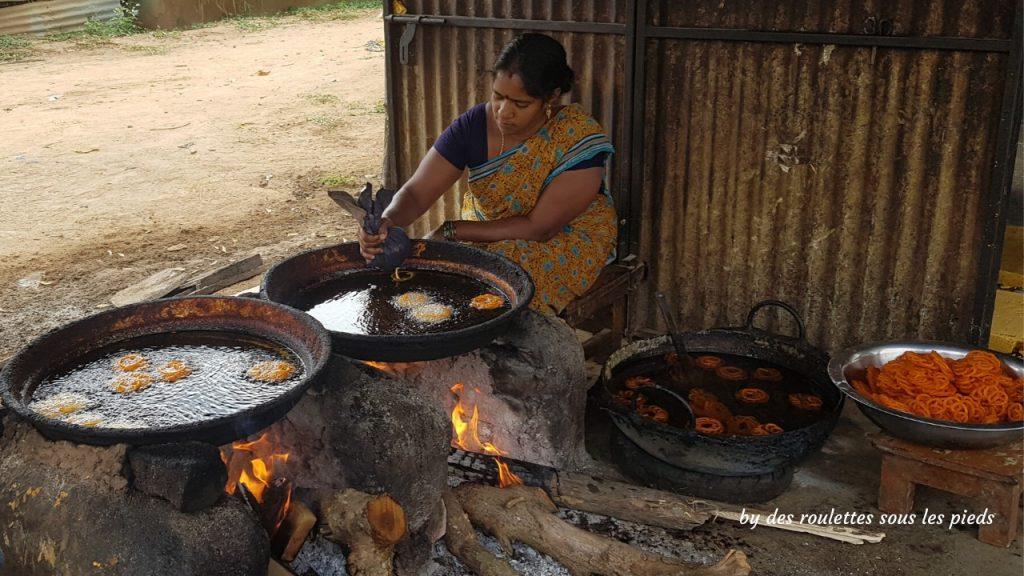visiter la région de tanjore au tamil nadu pâtissiers