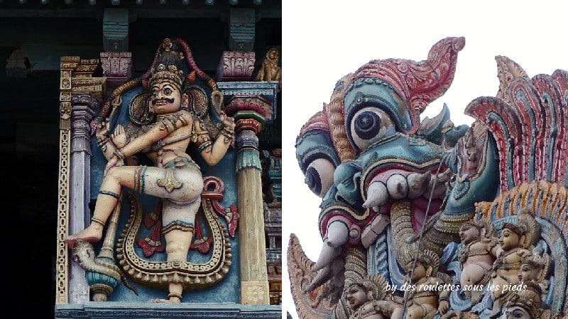 visiter madurai sri meenakshi temple détails