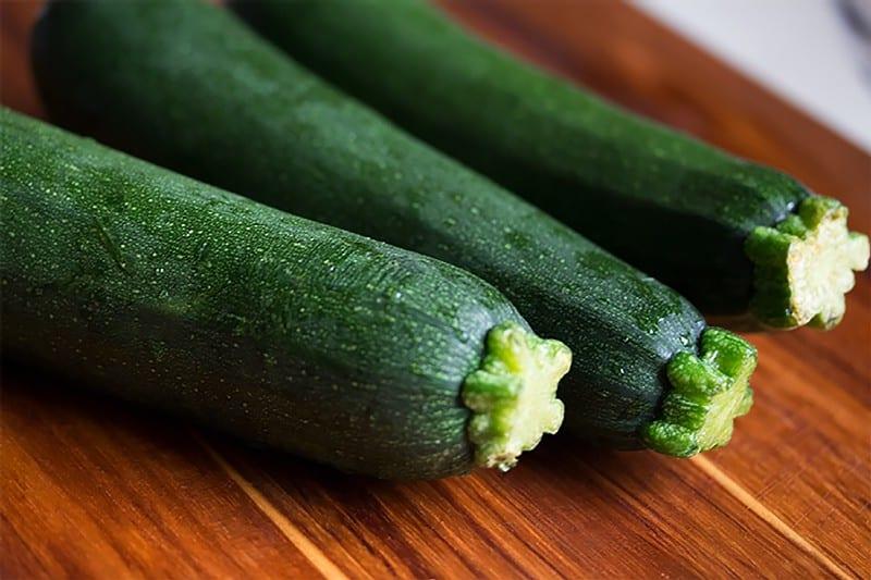recettes de cuisine saine et gourmande courgettes