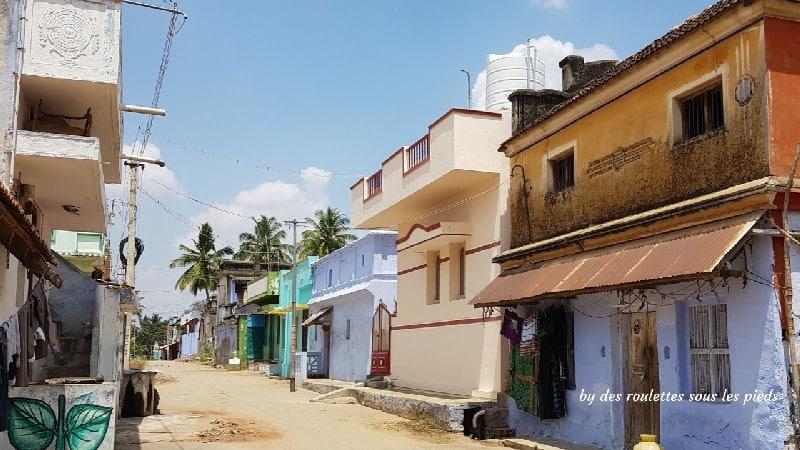 visiter le nord-ouest du tamil nadu village d'athoor