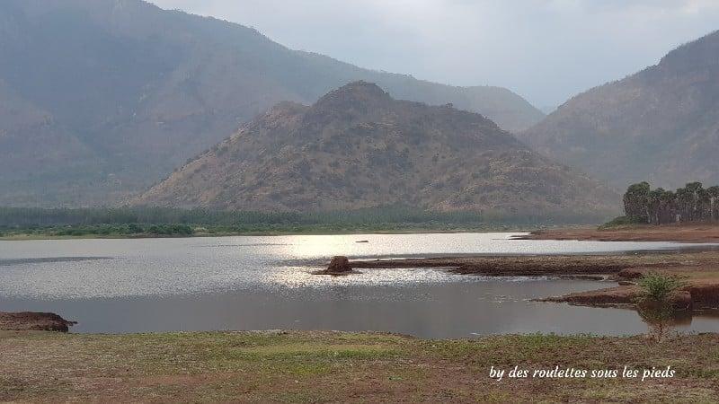 visiter le nord-ouest du tamil nadu lac kamarajar