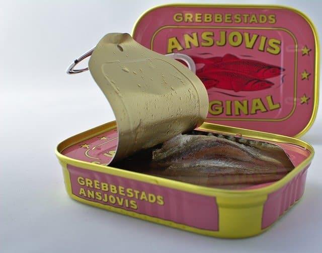 recettes de cuisine saine et gourmande anchois