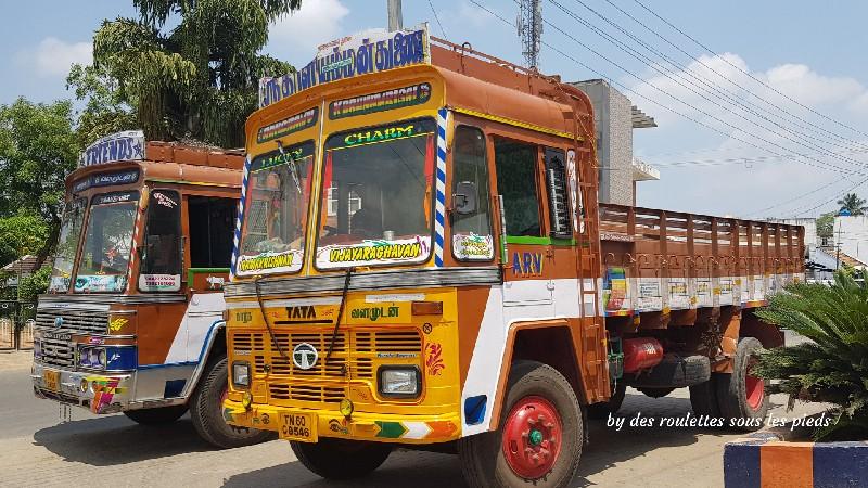 visiter nord-ouest du Tamil Nadu