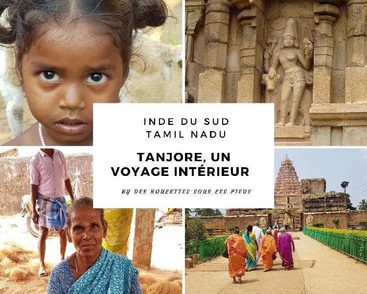 Visiter la région de Tanjore au Tamil Nadu: un voyage intérieur