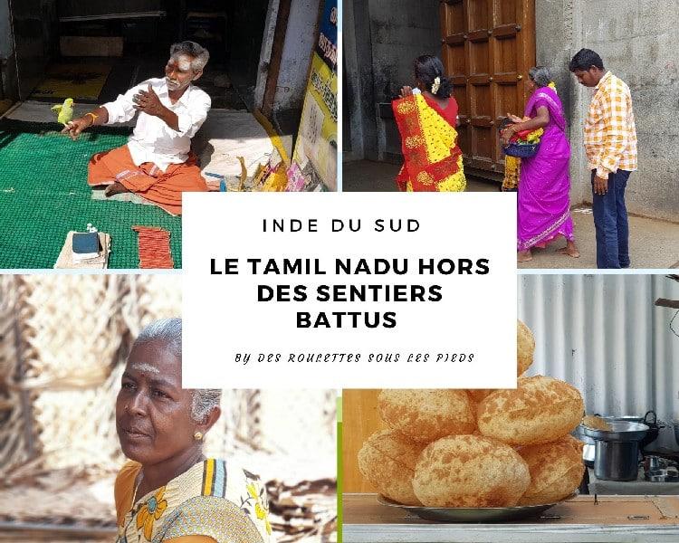 Visiter le nord ouest du Tamil Nadu: à la découverte de la vie quotidienne des villages