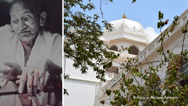 visiter madurai musée gandhi