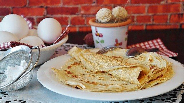 recettes de cuisine saine et gourmande crêpes