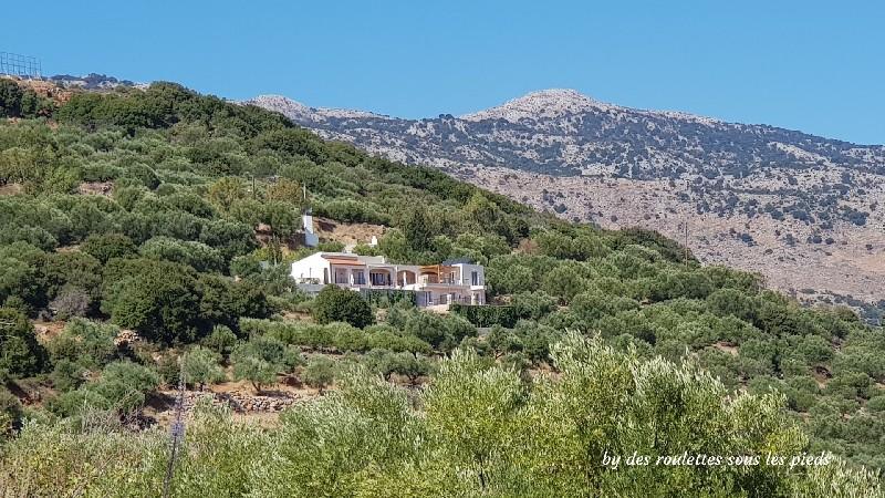 crète-où-aller villa dio petres