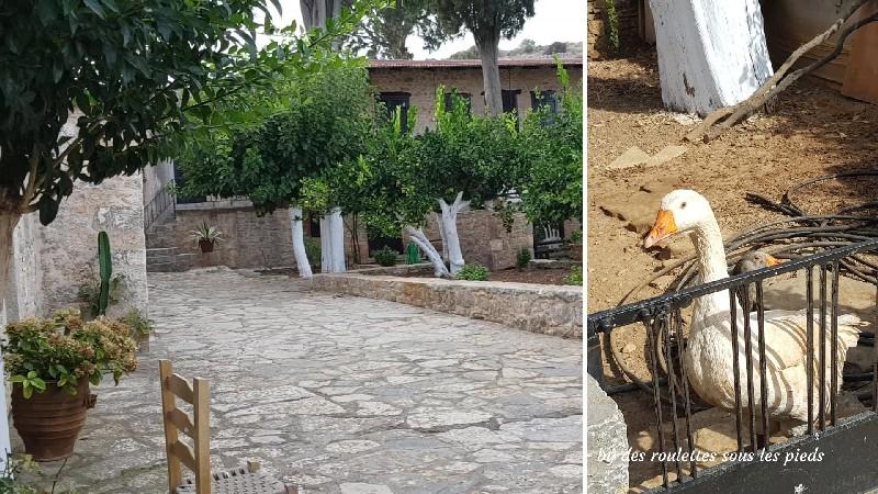 crète-où-aller monastère ariétou