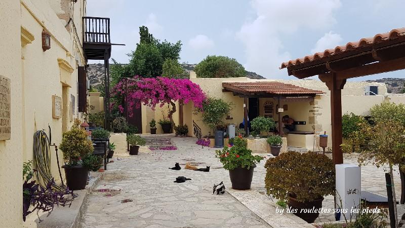 crète-où-aller Monastère Agios Odigitria