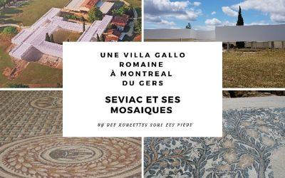 Villa gallo-romaine de Séviac /visiter un palais à la campagne dans le Gers