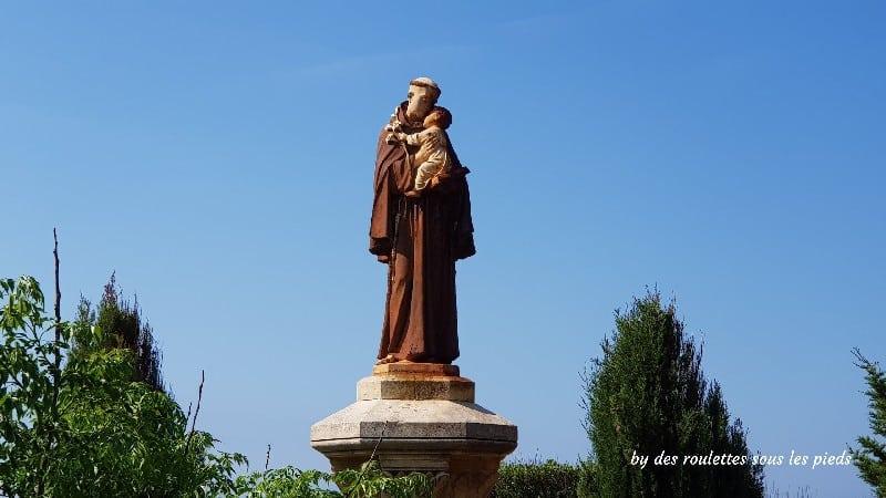 visiter l'île Saint Honorat moines
