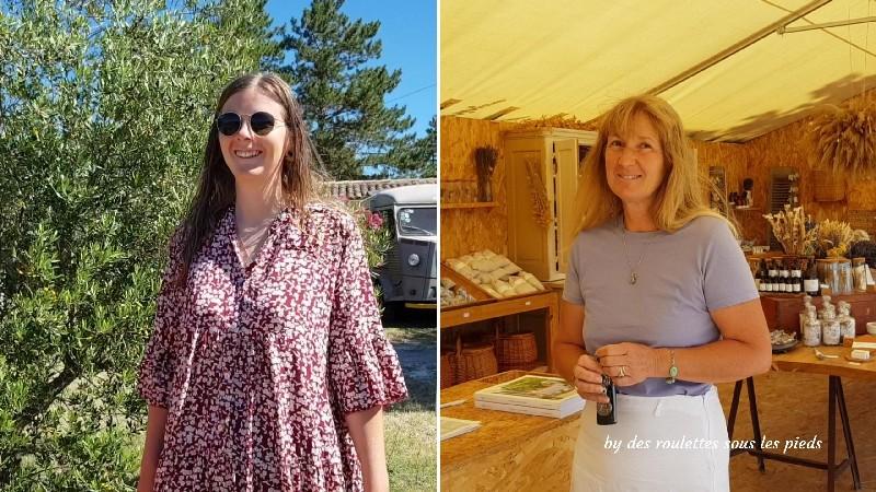 lavande à Aix en Provence Lisa et Sophie