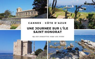 Visiter l'île Saint Honorat, un petit coin de paradis au large de Cannes